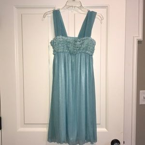 Light blue Ya Dress